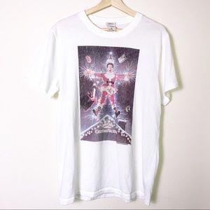 AF National Lampoon Christmas Vaca shirt Mens XL